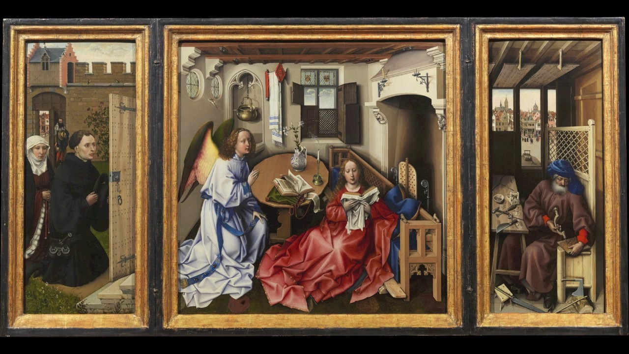 The Merode Altarpiece Case Study